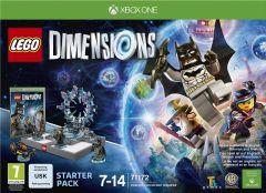 Jaquette de LEGO Dimensions Xbox One