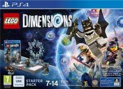 Jaquette de LEGO Dimensions PS4