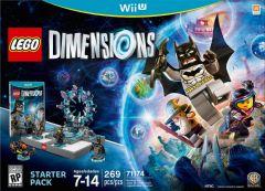 Jaquette de LEGO Dimensions Wii U