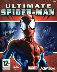 Jaquette de Ultimate Spider-Man PlayStation 2