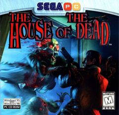 Jaquette de The House of the Dead PC