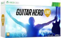 Jaquette de Guitar Hero Live Xbox 360