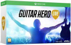 Jaquette de Guitar Hero Live Xbox One