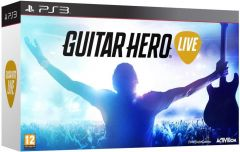 Jaquette de Guitar Hero Live PlayStation 3