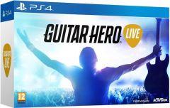 Jaquette de Guitar Hero Live PS4