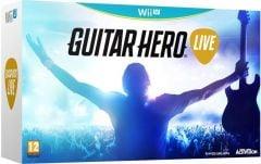 Jaquette de Guitar Hero Live Wii U