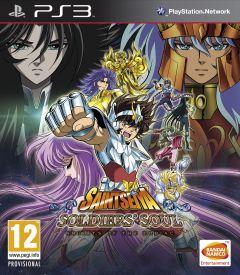 Jaquette de Saint Seiya : Soldiers' Soul PlayStation 3