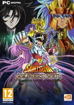 Jaquette de Saint Seiya : Soldiers' Soul PC