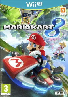 Jaquette de Mario Kart 8 DLC Pack 1 Wii U