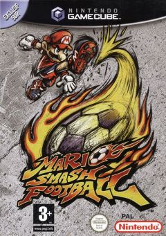 Jaquette de Mario Smash Football GameCube