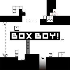 Jaquette de BOXBOY! Nintendo 3DS