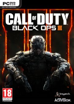 Jaquette de Call of Duty : Black Ops III PC