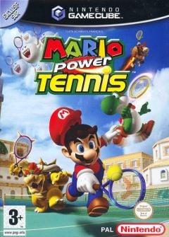 Jaquette de Mario Power Tennis GameCube