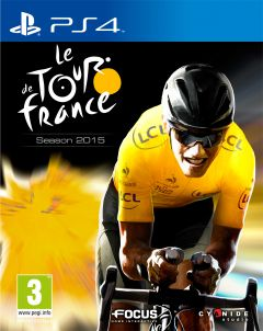 Jaquette de Le Tour de France 2015 PS4