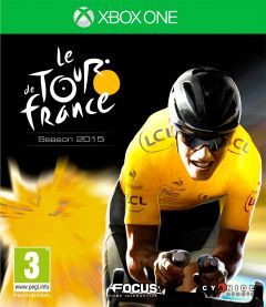 Jaquette de Le Tour de France 2015 Xbox One