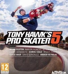 Jaquette de Tony Hawk's Pro Skater 5 Xbox 360