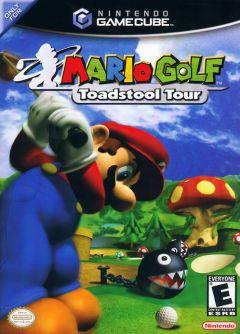 Jaquette de Mario Golf : Toadstool Tour GameCube