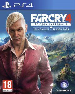 Jaquette de Far Cry 4 : Edition Intégrale PS4
