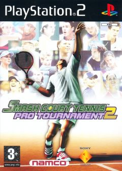Jaquette de Smash Court Tennis Pro Tournament 2 PlayStation 2