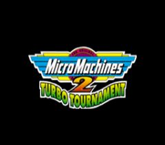 Jaquette de Micro Machines 2 : Turbo Tournament Megadrive