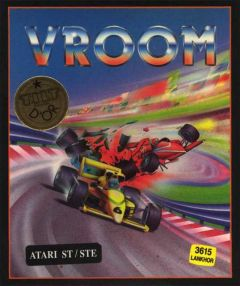 Jaquette de Vroom PC