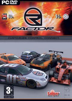 Jaquette de rFactor PC