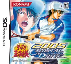 Jaquette de The Prince of Tennis : Crystal Drive DS