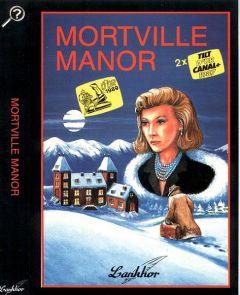 Jaquette de Le Manoir de Mortevielle Amiga