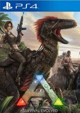 Jaquette de ARK : Survival Evolved PS4