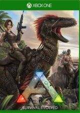 Jaquette de ARK : Survival Evolved Xbox One