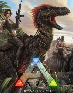 Jaquette de ARK : Survival Evolved PC