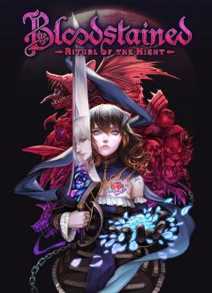 Jaquette de Bloodstained : Ritual of the Night PS4