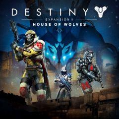 Jaquette de Destiny : La Maison des Loups PlayStation 3