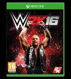 Jaquette de WWE 2K16 Xbox One