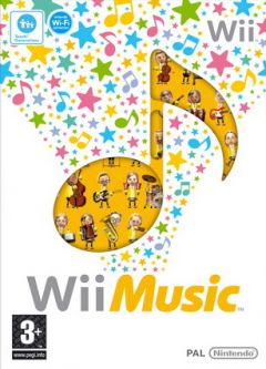 Jaquette de Wii Music Wii