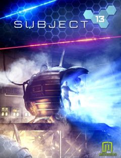 Jaquette de Subject 13 PS4