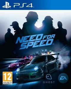 Jaquette de Need for Speed PS4