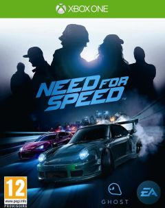 Jaquette de Need for Speed Xbox One