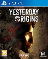 Jaquette de Yesterday Origins PS4