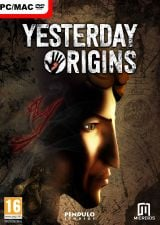 Jaquette de Yesterday Origins PC