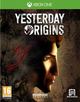 Jaquette de Yesterday Origins Xbox One