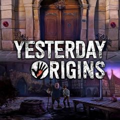 Jaquette de Yesterday Origins iPad