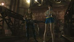 Jaquette de Resident Evil Zero HD Remaster PlayStation 3