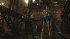 Jaquette de Resident Evil Zero HD Remaster PS4
