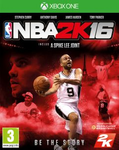 Jaquette de NBA 2K16 Xbox One