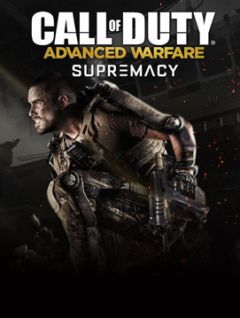 Jaquette de Call of Duty : Advanced Warfare - Supremacy PS4
