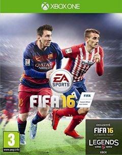 Jaquette de FIFA 16 Xbox One