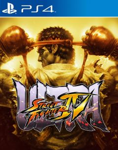 Jaquette de Ultra Street Fighter IV PS4