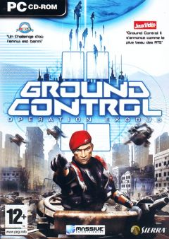 Jaquette de Ground Control 2 : Operation Exodus PC