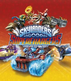 Jaquette de Skylanders SuperChargers Wii